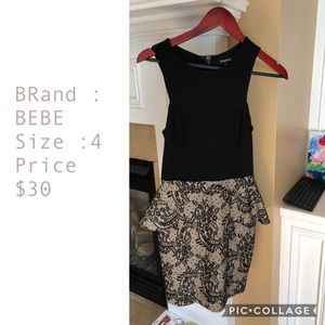 Dress from BEbe